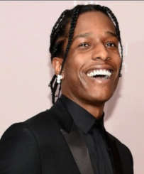 A$AP Rocky Returns Home, Attends Kanye's Sunday Service And Announces First Live Performance