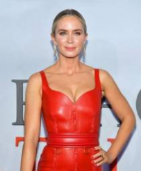 Emily Blunt Reveals Who Told Her Not to Become a Pop Star