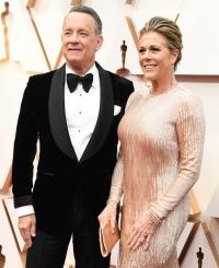 Tom Hanks and Rita Wilson Return to US After Coronavirus Recovery