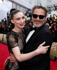 Joaquin Phoenix And Rooney Mara Welcome Baby Boy, Give Him Meaningful Name