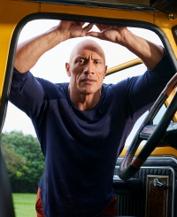 Dwayne Johnson Named People's No. 1 Reason to Love America