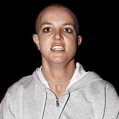 Shaved Britney