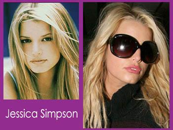 jessica simpson lips