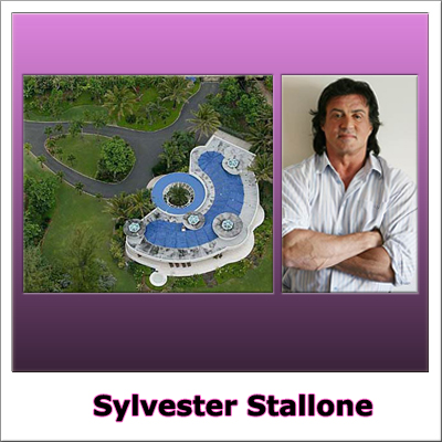 sylvester stallone houses. sylvester stallone house
