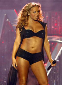 Mariah Carey to Break ... Mariah Carey Songs