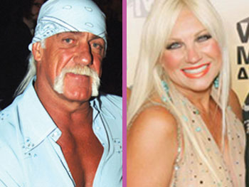 Rotten Hulk Hogan and Linda Bollea