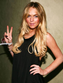Lindsay Lohan Back to Old Habits