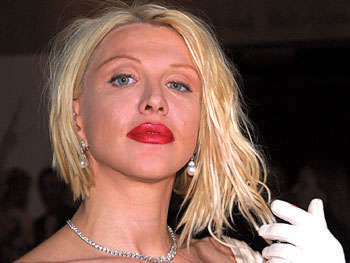 Rotten Courtney Love