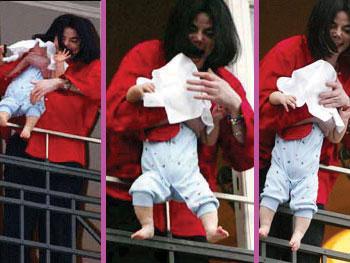 Rotten Michael Jackson