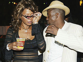 Rotten Whitney Houston & Bobby Brown