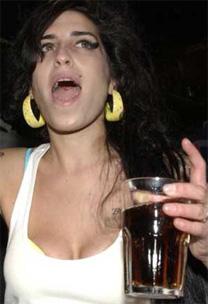 amy winehouse drunk