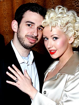 Christina Aguilera's Marriage Over
