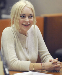 Lindsay Lohan Has Really Been Doing Good!