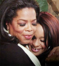 Bobbi Kristina Chooses To Talk To Oprah