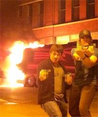 Jerrod Niemann and Lee Brice Survive Tour Bus Fire
