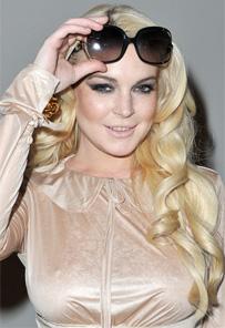 Minor Setback for Lindsay Lohan