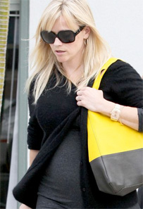 Reese Witherspoon Pregnant?!