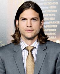 Ashton Kutcher Movin' Up