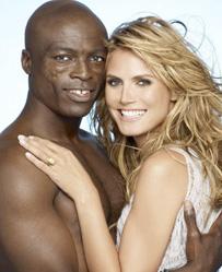 Heidi Klum and Seal Divorcing