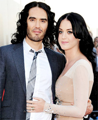 Russell Brand Parting Words to Ex-Wife Katy Perry