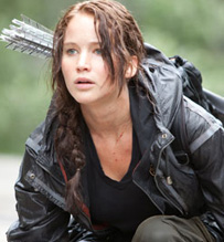 Jennifer Lawrence Rakes In Earnings From 'The Hunger Games'