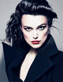 Keira Knightley to Star in Tom Clancy Movie
