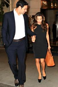 Eva Longoria and Mark Sanchez Split After Two Months