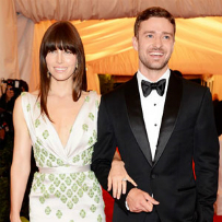 Justin Timberlake and Jessica Biel's First Wedding Photos