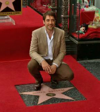 Javier Bardem Gets His Star on Hollywood Walk of Fame