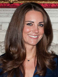 Kate Middleton Showered with Luxurious Baby Gifts
