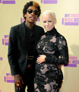 Wiz Khalifa says Amber Rose's hubby comment was just a joke