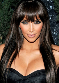 Kim Kardashian reveals Baby Kimye