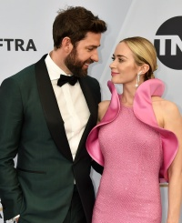 John Krasinski Says He Was Blown Away by Wife Emily Blunt's Performance in A Quiet Place Part II