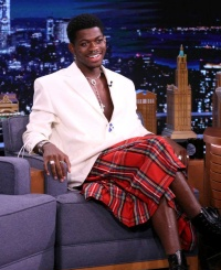 Here's What Lil Nas X Said About His Wardrobe Malfunction on 'Saturday Night Live'